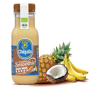 Bio Banane Kokos Smoothie 200ml