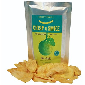 Jackfruit Chips Crisp n smile