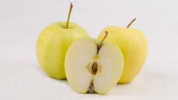 Apfel Golden Delicious-Kiste