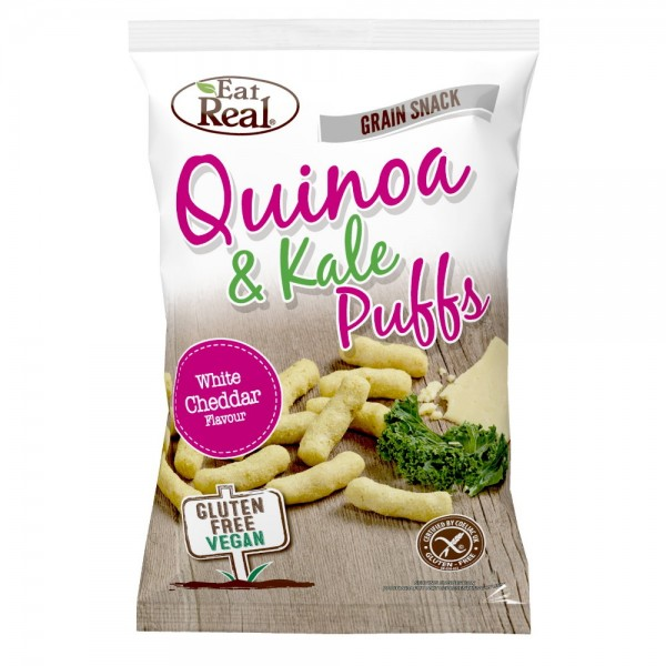Quinoa Chips Chilli & Lime 80g