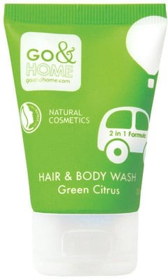 Hair & Body Wash Green Citrus