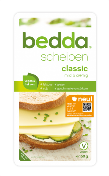 Vegane Scheiben Alternative classic