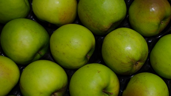 Bio Apfel Golden Delicious